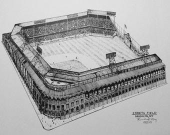 Ebbets Field Brooklyn, NY