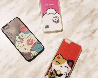 iPhone 6/6s Anime Phone Case