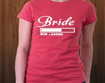 Future Mrs. Tshirt. Choose From Many Fonts, Colors and Sizes. Future Mrs Shirt.Bridal Shirt. Bride Shirt.