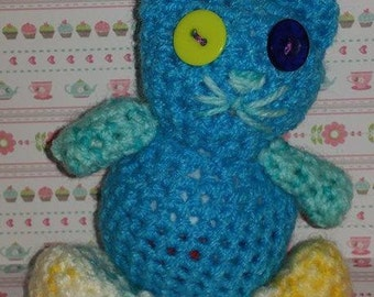 Woolbeing bear - Support Rethink Charity