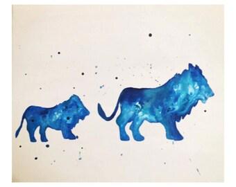 Animal paintings!