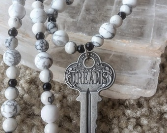Howlite Dream Necklace