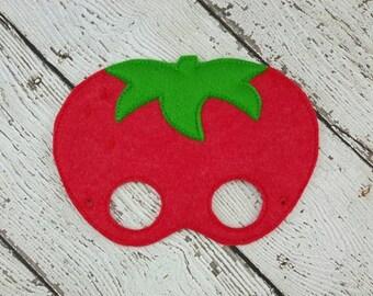 Summer Sale Strawberry Mask