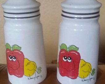 Nancy Lynn Salt and Pepper Shakers