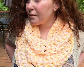 Summer Sherbert scarf