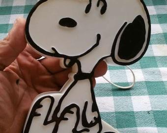Snoopy transistor radio