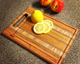 Hand Crafted Cutting Board