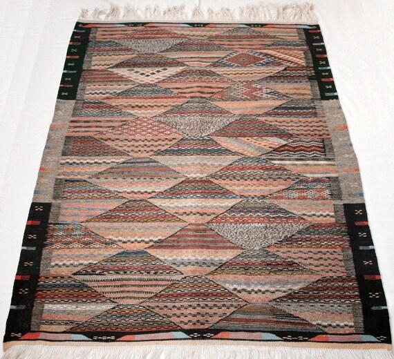 Moroccan Rug Berber Carpet Kilim Rug Modern Oriental Rug