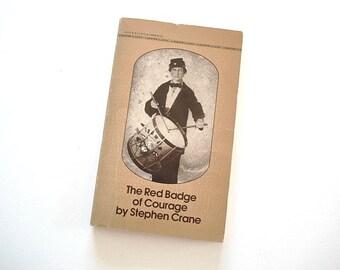 The Red Badge Of Courage, War Novel, Civil War, Union Army, Military Novel, Henry Fleming,Civil War History,Stephen Crane, Civil War Battles