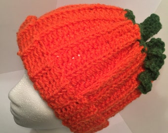 Pumpkin Hat - Adult Size