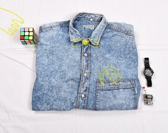 Camisa vintage de chico / Vintage shirt for men