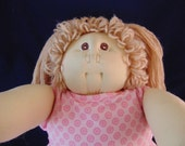 Vintage Xavier Roberts Little People Doll