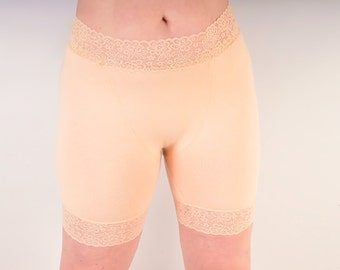 Lady B Loves - Shorties Anti Chafe Comfort Short