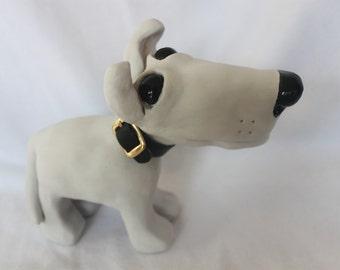Biscuit the Dog Ceramic