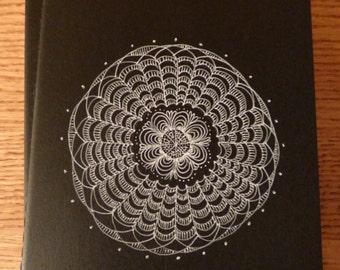 Hand Drawn Mandala Moleskine® Journal