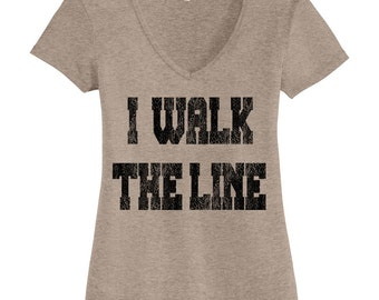 I Walk The Line T-Shirt