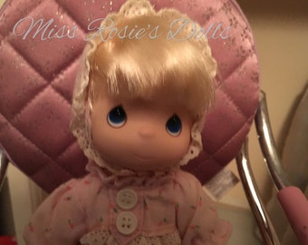 Vintage My First Precious Moments Baby Girl doll