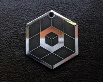 Cyberpunk pendant