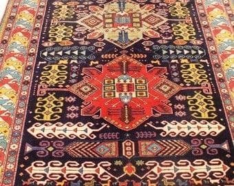 Caucasian Kazakh Rug