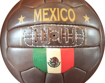 MEXICO - Vintage Soccer Ball