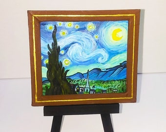 Starry Night: A Tiny Masterpiece