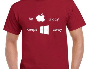T-Shirt Apple