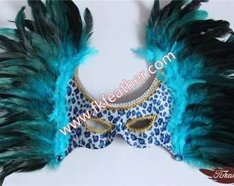 Feather Mask - 14