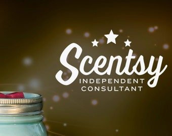 Scentsy fireflies business card