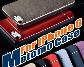 Luxury Metal Aluminum Brushed Iphone 6/6s Case