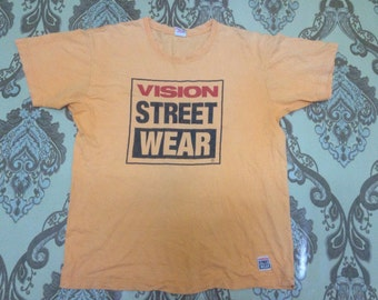 Vision Street Wear Unrelic T shirt