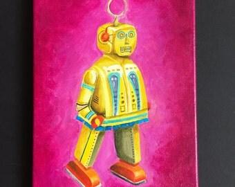 Girl Robot for Child's Room !