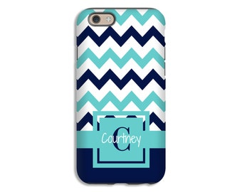 iPhone 7 case, monogram iPhone 7 Plus case, chevron iPhone 6 case, iPhone cases for girls, iPhone 6s Plus case/6s case, 3D iPhone case