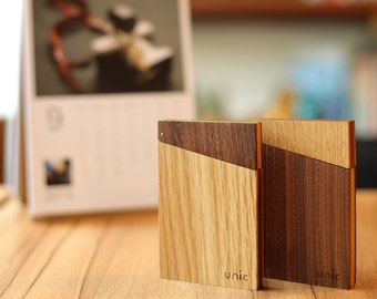 Wood Business Card Holder / Case