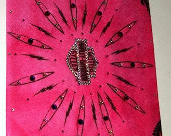 Harley Davidson Pink Scarf Bandnana