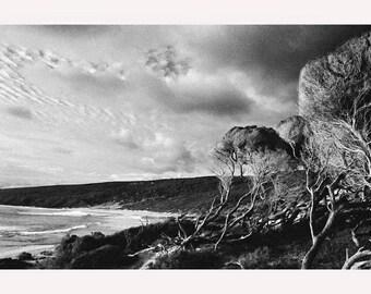 Vintage Film Yallingup Beach