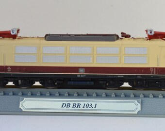 Del Prado Locomotive DB BR 103.1 from Germany