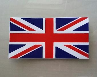 UK United Kingdom Great Britain Flag Vinyl Decal Sticker NEW