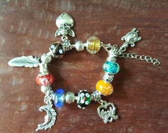 nature theme bracelet