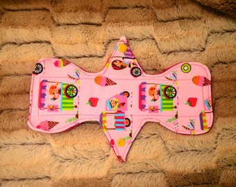 "Cloth Pad 10"" regular"