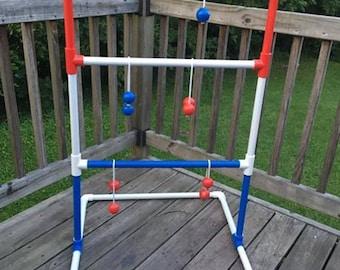 Custom Made Ladder Golf Sets