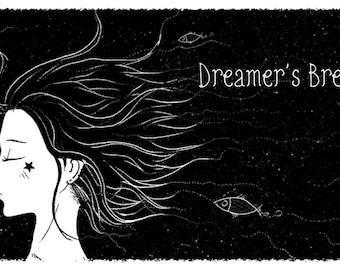 Dreamer's Brew: 1 oz Lucid Dreaming Mugwort Herbal Blend