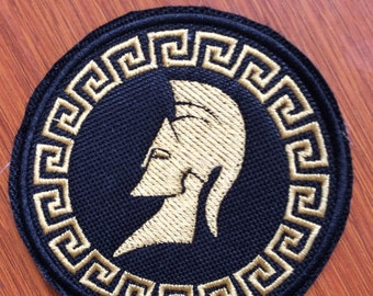 Patch Sparta Warriors - Myth Ancient Greece - Athens - Spartan Army