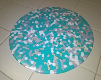 Melted Bead Platter