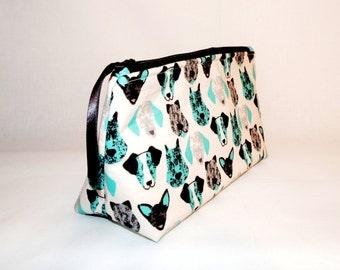 Doggone Cosmetic Bag