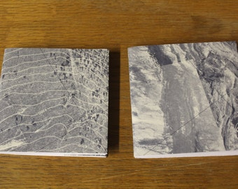 Topography Map Notebook