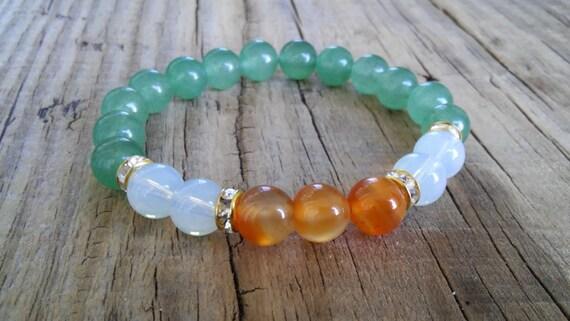 red moonstone beads - photo #7