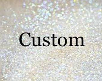 Custom Tutu's