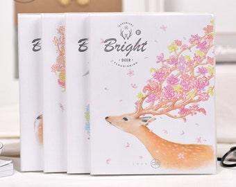 Bright Deer Journal Sets