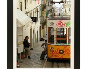 Lisbon, Portugal: Print 038