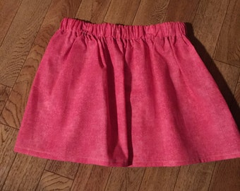 Your little one will love this comfy, super cute skirt!